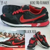 NIKE MD RUNNER BLACK RED / NIKE MD RUN / NIKE MD