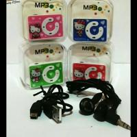 MP3 mini musik player motif hellokitty/hello kitty