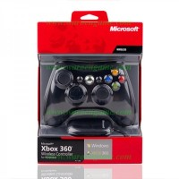 Xbox 360 / Windows PC Wireless Controller Gaming + Receiver (ORIGINAL)