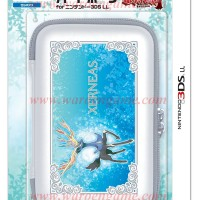 HORI 3DS XL Hard Case Pokemon XERNEAS Carrying Travel Pouch