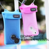 Dicapac Waterproof Case WPi10 for Iphone 4/4s/5/5s/5c/6