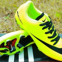 harga Sepatu Bola/Sepatu Olahraga Nike Mercurial Vapor IX Hijau KW Super Tokopedia.com