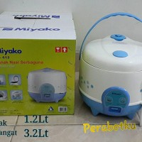 MIYAKO MCM-612 Rice Cooker Magic Com 3in1 612 1.2 Liter