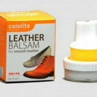 Jual Leather Care - Paket Cololite Mink Oil & Cololite Leather Balsam Murah