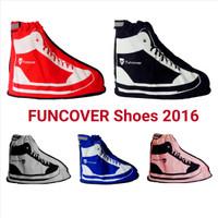 harga New FUNCOVER Shoes 2016, Cover Shoes / Jas Hujan Sepatu Tokopedia.com