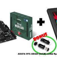 BUNDLING MSI Z170M Mortar + ADATA SP900 256GB