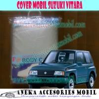 harga Body Cover/sarung/selimut/cover Mobil Suzuki Vitara Tokopedia.com