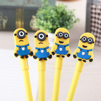 Jual Pulpen Gel Minion 0,38mm Murah