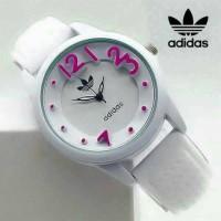 Jam Tangan Cewek. Jam Tangan Wanita. Jam Tangan Adidas Putih