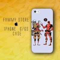 Dead Vs spider iphone Hard Case 4/4s 5/5s 5c 6/6s Plus