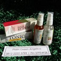 Green Angelica Ahlinya Uban Tonic Variant Grey dan Serum Vitamin
