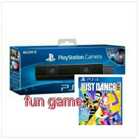 CAMERA PS4 SONY +BD PS4 JUST DANCE 2016