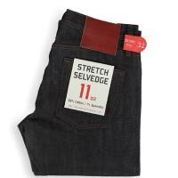 The Unbranded Brand - UB122 Skinny Fit 11oz Stretch Selvedge