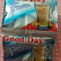 Kopi Good Day Coffee Freeze isi 10pcs