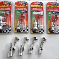 Turbo Whistle Size S, M, L, XL, Turbokan Suara Mobil Anda.