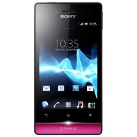 Sony Xperia Miro ST23i - Pink