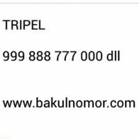 harga NOMOR CANTIK SIMPATI TRIPEL 000 999 888 777 666 555 444 333 222 111 Tokopedia.com