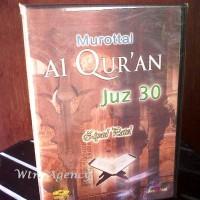 VCD MUROTTAL AL-QUR'AN JUZ 30 ZIYAD PATEL