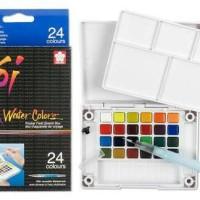 Koi Watercolour Set 24