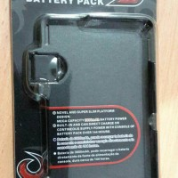 Heavyduty Rechargeable Battery Pack 3800 MAh For 3DS