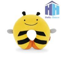 harga Bantal Leher Karakter Lebah (Bee Neck Pillow) Tokopedia.com