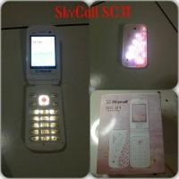 Hp SkyCall Flip / Lipat Handphone Keren Unik Murah