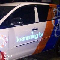 stiker branding kemuning mobil bandung