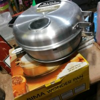 harga Panci Pemanggang Cake/bolu - Baking Pan Bima 24 Cm - 6 Telur Tokopedia.com