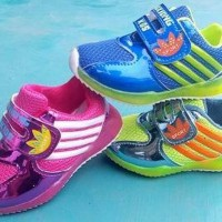 harga Sepatu Lampu Nyala Anak Adidas Boot Bot Bayi Baby Light Shoes Children Tokopedia.com