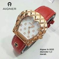 Jam Tangan Cewek / Wanita Aigner A-1037