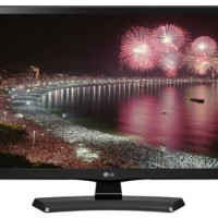 Lg Monitor Led Tv 22 Inch - Full Hd - 22mt48af