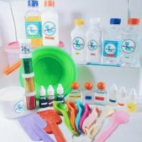 Slime Kit / Supreme Dr. Slime / Isi Super Duper Lengkap