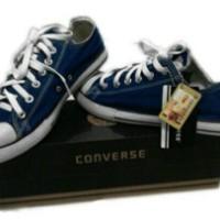 Sepatu CONVERSE All Star Blue Sea