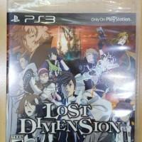 Game PS3 Lost Dimension (Baru)