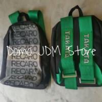 Recaro X Takata Backpack