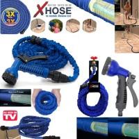Xhose / Expandable Hose 30 Meter / 100 Feet Ft ( Sudah termasuk KEPAL