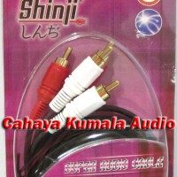 Kabel Audio Shinji Sj 401 (1.5M)