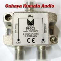 Splitter Antena Alcad 2Way