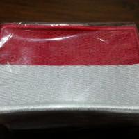 Jual Grosir Logo / Bedge / Bed / Bet Bordir Bendera Indonesia Murah