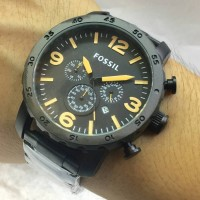 Jual Jam tangan Fossil Chrono Rantai F01 Murah