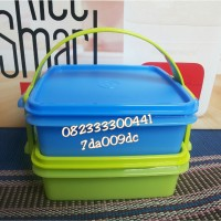 SMALL CARRY ALL SET TUPPERWARE / RANTANG 2 SUSUN