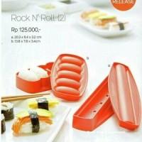 Tupperware cetak sushi, Lemper, Bento (Rock n Roll isi 2)