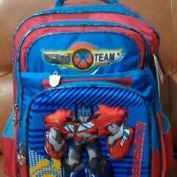 Tas Transformer 4D/ Tas Anak Transformer 4D/ Tas Alto Anak