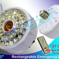 Rechargeable Emergency Lamp Auto With Remote.
