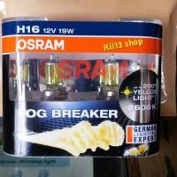 Lampu H16 Fog Breaker Osram