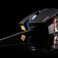 Corsair Scimitar RGB Black Optical MOBA / MMO Gaming Mouse