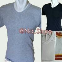 Jual Kaos Dalam / Kaos Oblong Polos V-Neck AGREE Murah