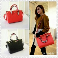 Tas Import Wanita Fashion Korea Handbags Mewah Min-Min