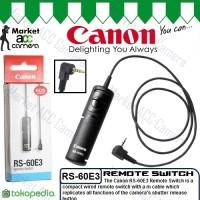 Remote Switch Canon RS-60E3 for 1000D/100D/550D/500D/600D/700D/60D/70D