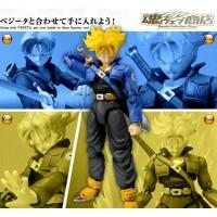 Premium Bandai SHF Limited Trunks Premium Color Edition ORI